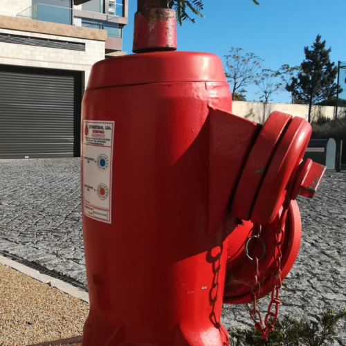 Inspeção e Revisão de Hidrantes