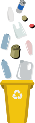 Plástico e Metal